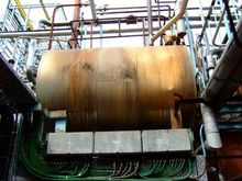 850 Gallon Stainless Steel Tank