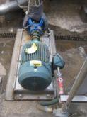 40 Gpm Durco Centrifugal Pump #