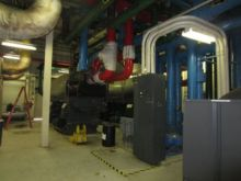 420 Tons Trane Water Cooled Chi