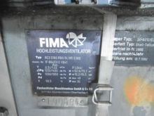 2161 Cfm Fima Exhaust Fan Blowe