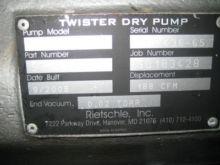 188 Gpm Rietschle Vacuum Pump ;
