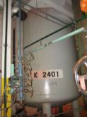 4800 Gallon Rubber Tank #218698