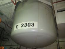 Used 1500 Gallon M &
