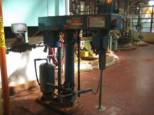 5 Horsepower Meyers Disperser M