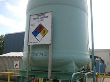3450 Gallon Fiberglass Tank #21