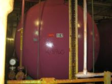 5000 Gallon Carbon Steel Tank #