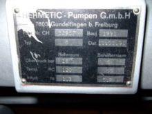 293 Gpm Hermetic Centrifugal Pu