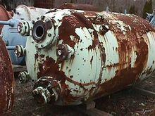 Used 750 Gallon Dedi