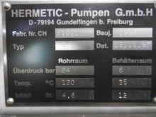 660 Gpm Hermetic Centrifugal Pu