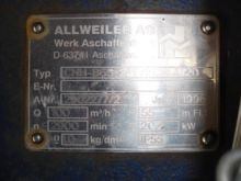 440 Gpm Allweiler Ag Centrifuga