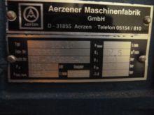 5944 Gpm Aerzener Rotary Blower