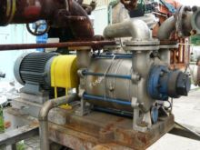 0 Gpm Sihi Vacuum Pump ; Water