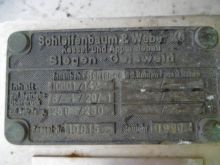 2800 Gallon Schleifenbaum+weber