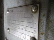 264 Gpm Ksb Centrifugal Pump #2