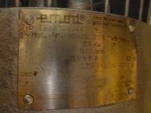 63 Gpm Busch Vacuum Pump #22042