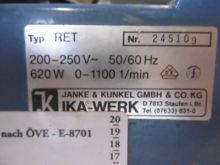 Ika-werke Lab Equipment #220449