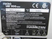 Hamilton Lab Equipment #220487