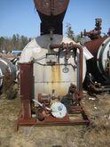 6 Mmbtu/hr Hy-way Hot Oil Boile