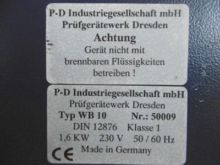 Used P-d Industriege