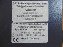 P-d Industriegesellschaft Mbh L