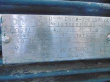 Gpm Sihi Centrifugal Pump #2205