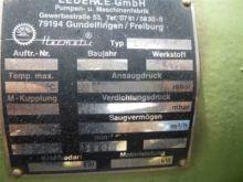41 Gpm Lederle Hermetic Vacuum