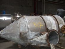 1900 Gallon Bufflovac Stainless