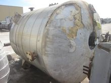 Used 1000 Gallon Gla