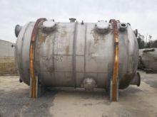 11157 Gallon Stainless Steel Ta