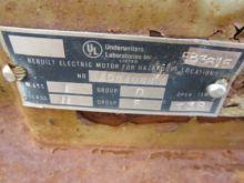 1766 Gpm Nash Vacuum Pump #2210