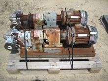 36 Gpm Waukesha Rotary Pump #22
