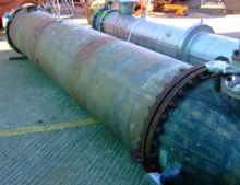 31 Diameter Inch Packed Column