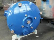500 Gallon Dedietrich Glass Lin