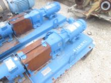 Moyno Rotary Pump #222048