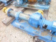 Gpm Moyno Rotary Pump #222049