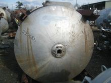 1500 Gallon Stainless Steel Tan