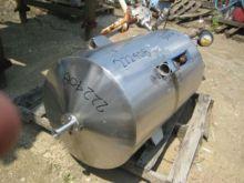 60 Gallon Stainless Steel Tank