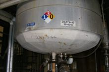 3000 Gallon Industrial Alloy St