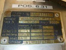 1162 Gallon Infra-serv Gmbh Sta