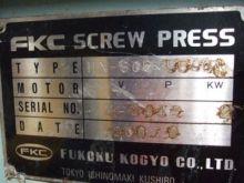 Fkc Dewatering Press #222895