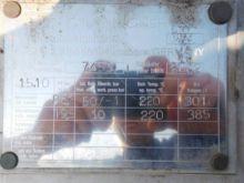 800 Gallon Gebr. Stahl Stainles