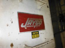 650 Gallon Jaygo Stainless Stee