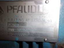 2 Model Number Pfaudler Glass D