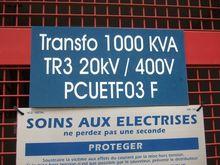 2500 Kva Transformer Electrical
