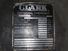 1215 Cfm Centrifugal Compressor
