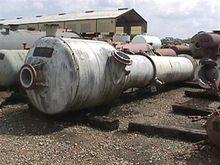 1350 Gallon Stainless Steel Tan