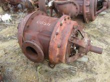 760 Gpm Nash Vacuum Pump ; Wate