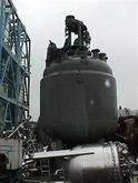 2640 Gallon Glass Lined Reactor
