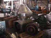 47 Horsepower Disc Bowl Centrif