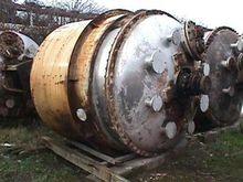 1200 Gallon Stainless Steel Rea